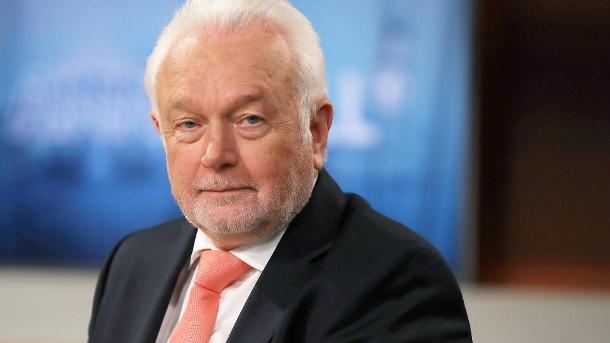 """FDP-Vize Wolfgang Kubicki: """"Keine Sorge, Ende nächster Woche bin ich wieder dabei"""". (Quelle: imago images/Müller-Stauffenberg)"""